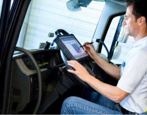 Диагностика грузовиков на выезде