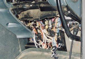 Ремонт электрики грузовиков на выезде