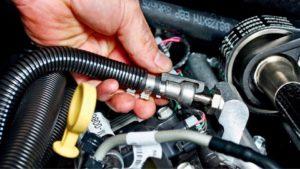Ремонт топливной системы грузовиков на выезде