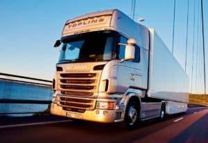 Диагностика грузовиков Скания на выезде в Москве