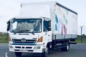 Диагностика грузовиков Хино на выезде в Москве
