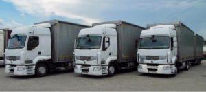 Диагностика грузовиков Рено на выезде в Москве