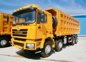 Диагностика грузовиков Шакман на выезде в Москве