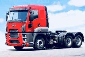 Диагностика грузовиков Форд на выезде в Москве