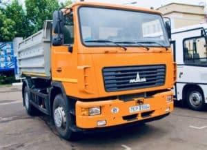 Ремонт грузовиков МАЗ с выездом в Москве