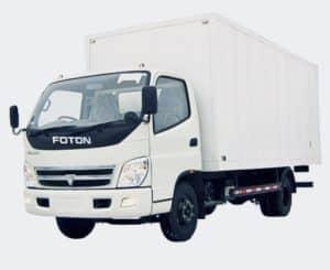 Ремонт грузовиков Фотон на выезде в Москве