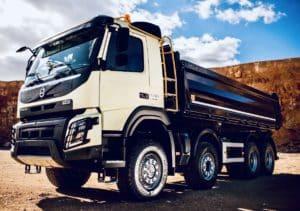 Ремонт грузовиков Вольво на выезде в Москве